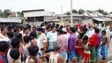 अररिया: जलजमाव से परेशानी, सड़क जाम