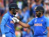 kl rahul and rohit sharma  photo credit  afp