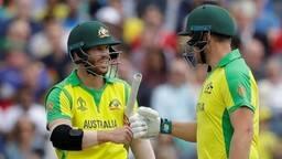 LIVE ICC CWC 2019; AUS vs BAN : वॉर्नर फिंच ने ऑस्ट्रेलिया को दी अच्छी शुरुआत