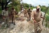 पीटीआर के फील्ड डायरेक्टर ने सीमांत क्षेत्र का किया निरीक्षण