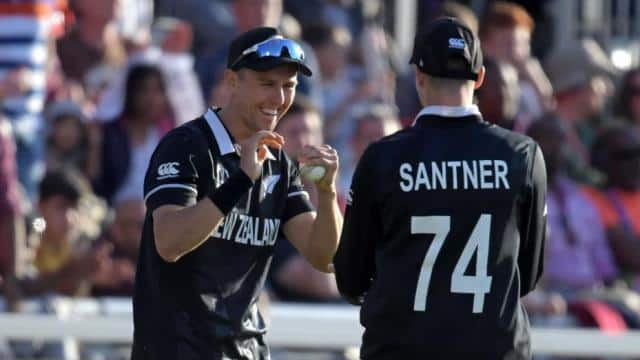 new zealand cricket team  afp