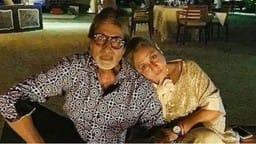 Amitabh Bachchan ने पत्नी Jaya Bachchan के साथ किया क्वॉलिटी टाइम स्पेंड, शेयर की तस्वीर