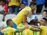 brazil football team  reuters