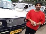 kashmiri cab driver