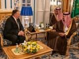 mike pompeo meet saudi arabia king salman bin abdulaziz al saud   secpompeo twitter june 24  2019