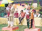 unique wedding in patna