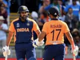 rohit sharma and rishabh pant  photo credit  afp