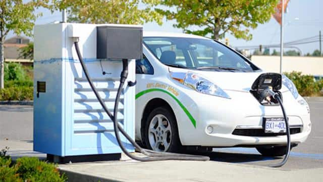 electric vehicle  file pic