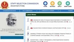 ssc gd constable result 2019  staff selection commission marks released on ssc nic in here is direct