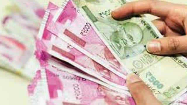 wives hide black money of officers