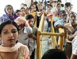 बाजपुर में तपती गर्मी के बीच 78.1 फीसदी मतदाताओं ने किया मतदान