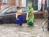 बारिश ने खोली नगर निगम की पोल, सड़कें बनी तालाब