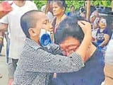 nepal boy get eyesight again
