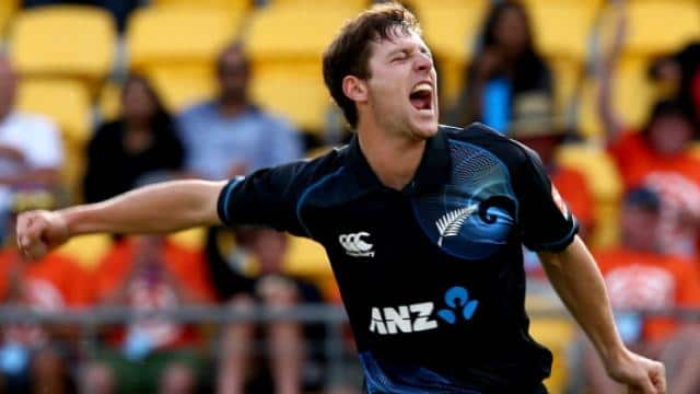 india vs new zealand matt henry