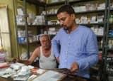 दवा दुकानों पर छापे, नहीं मिले फार्मासिस्ट
