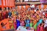 जैन समाज ने किया मुनि सौरभ सागर का हुआ भव्य स्वागत