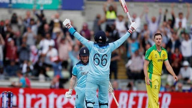 australia vs england  world cup 2019 semi-final 2  world to get new champions as england thrash aust