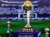 icc cricket world cup trophy  reuters