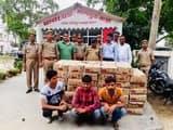 कन्नौज से एसयूवी से कानपुर आ रही 85 पेटी शराब पकड़ी