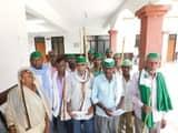 भाकियू ने कृषि पट्टों को भूमिधर करने की उठाई मांग