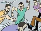 युवक को बेल्ट से पीटा, दो भाइयों पर मुकदमा