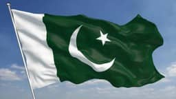 pakistan flag  file pic