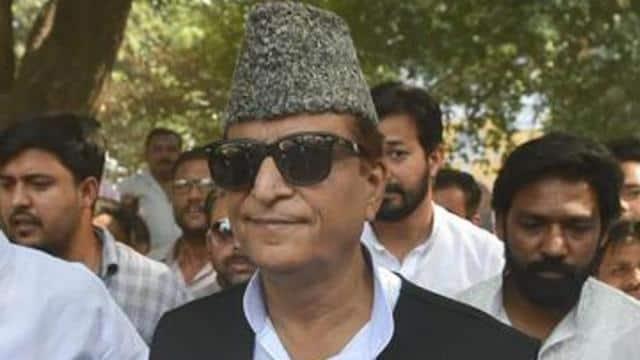 azam khan sp leader
