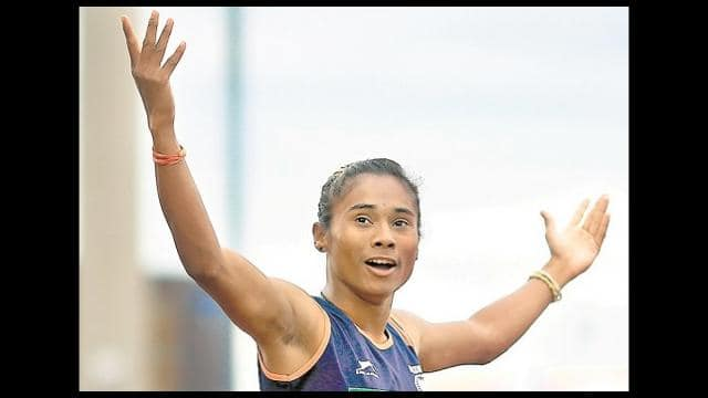 hima das  photo credit  getty images