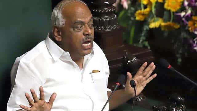 karnataka assembly speaker kr ramesh  file pic