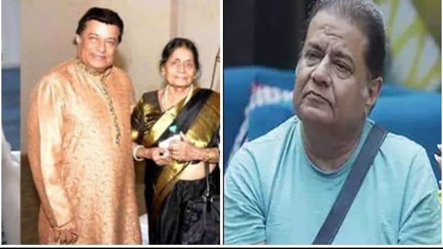 anup jalota mother kamla jalota