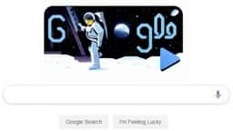 50th anniversary of moon landing  michael collins recounts apollo 11 space mission in google doodle