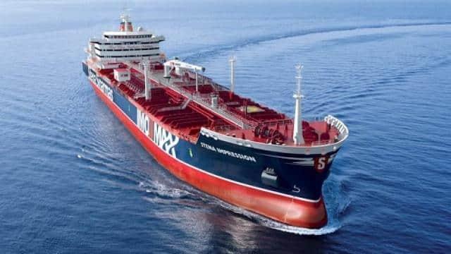 iran capture britain oil tanker in hormuz strait   antiwarcom twitter 19 july  2019