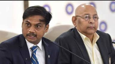 bcci s chief selector msk prasad jpg  photo  bcci