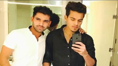 deepak chahar  l  with cousin rahul chahar  r   photo  instagram