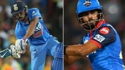 INDvsWI: वनडे टीम का ऐलान, श्रेयस अय्यर-मनीष पांडे को मिली जगह
