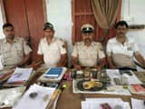 madhepura  jewelery of lakhs rupees recovered including domestic and foreign currency stolen from de