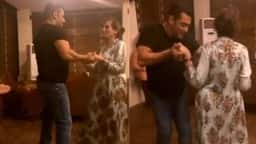 salman khan dance video