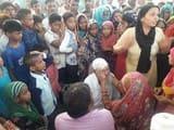 गजरौला में घर में सो रहे युवक की सिर कुचलकर हत्या