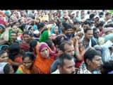 rampage over demand for declaring kadmaha panchayat as a flood affected area in supaul