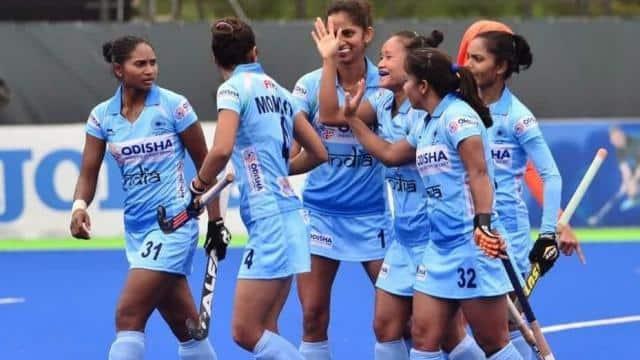 indian women hockey team photo hindustan times