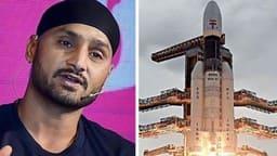 चंद्रयान-2 के सफल लॉन्च पर भज्जी ने पाकिस्तान पर साधा निशाना, हो गए ट्रोल