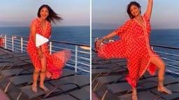 क्रूज पर Shilpa Shetty के साथ हुआ ये Oops मोमेंट, देखें Shocking वीडियो