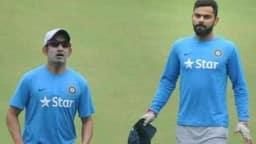 विराट अच्छे कप्तान हैं क्योंकि उनके पास रोहित और धौनी हैं: गौतम गंभीर