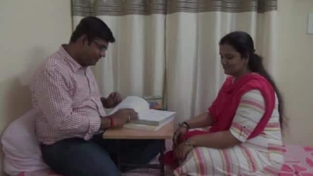 chhattisgarh pcs exam topper couple