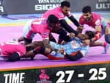 jaipur pink panthers vs bengal warriors   prokabaddi twitter 27 july  2019