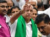 karnataka chief minister bs yediyurappa  afp photo