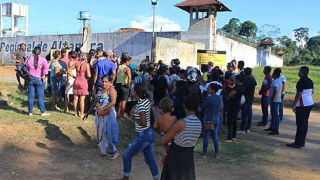 57 killed in brazil prison riot 16 decapitated