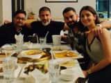 virat kohli and anushka sharma with friends in miami  photo credit  twitter