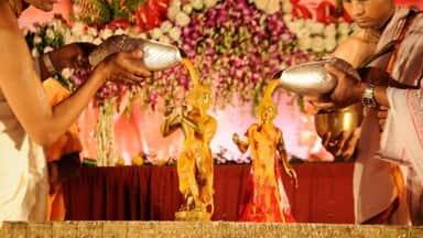 shri krishna birthday celebration janmashtmi