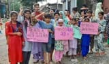 वॉरियर्स ग्रुप ने कुंजा गांव में निकाली जागरुकता रैली